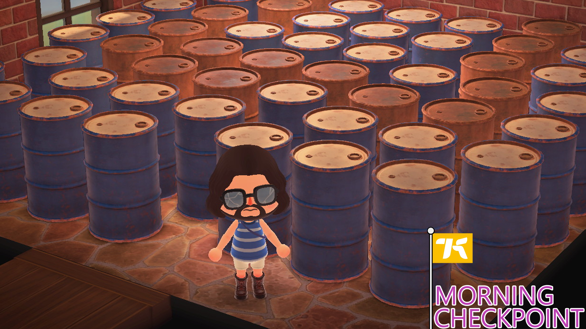 Becoming An Oil Tycoon In Animal Crossing