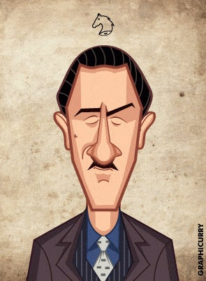 Awesome Animated GIFs Show the Famous Characters Actors Play in Their Careers