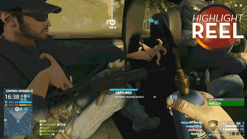 Battlefield Glitch Or Thumb-Twiddling Gone Wrong? You Decide