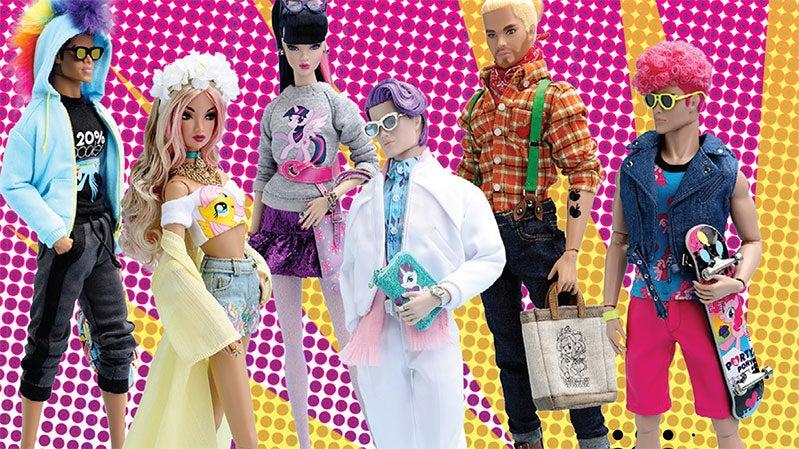 my little pony fan figures are figures of my little pony fans