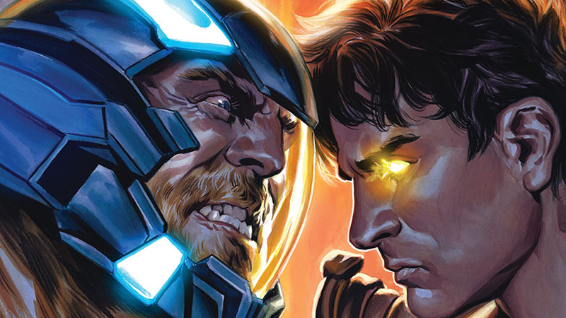 The Heroes Of The Valiant Universe Clash In This First Look Inside Harbinger Wars 2