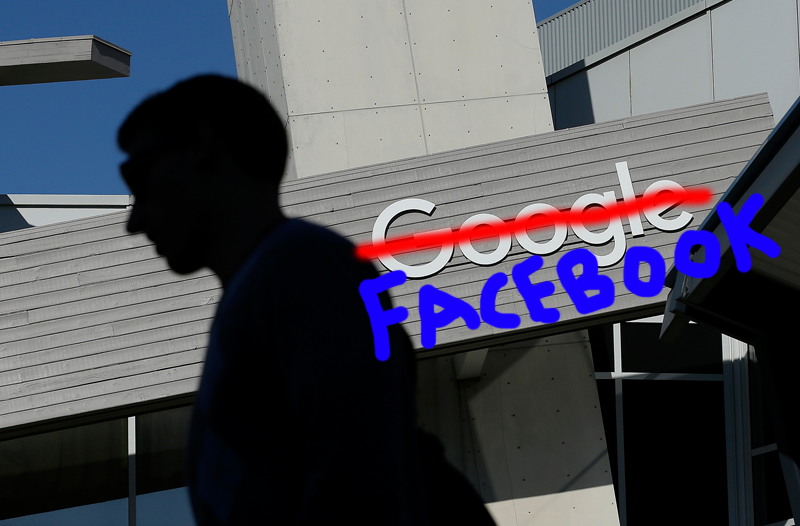 Facebook Says It Also Plans To Pull Ads From Fake News Sites, Now That You Mention It