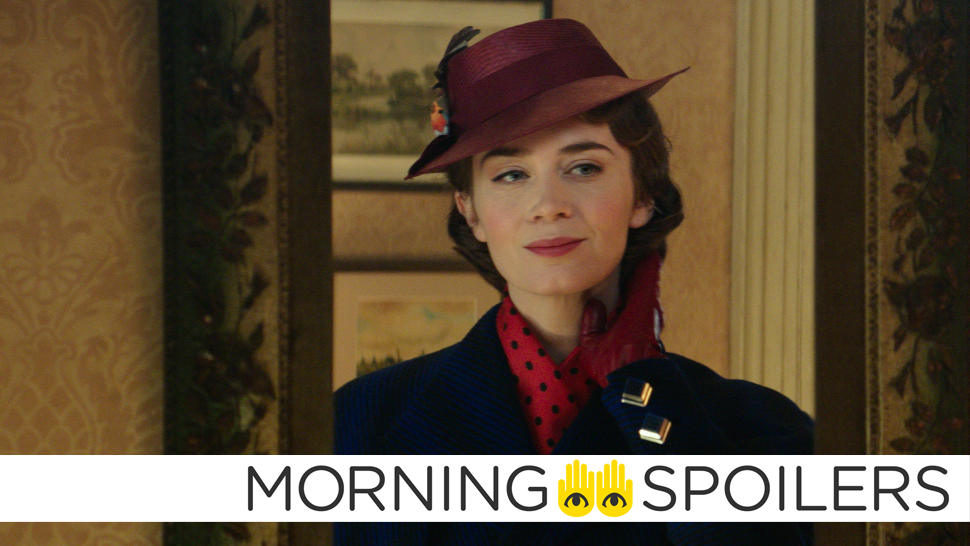 Updates From Mary Poppins Returns, Harbinger, And More
