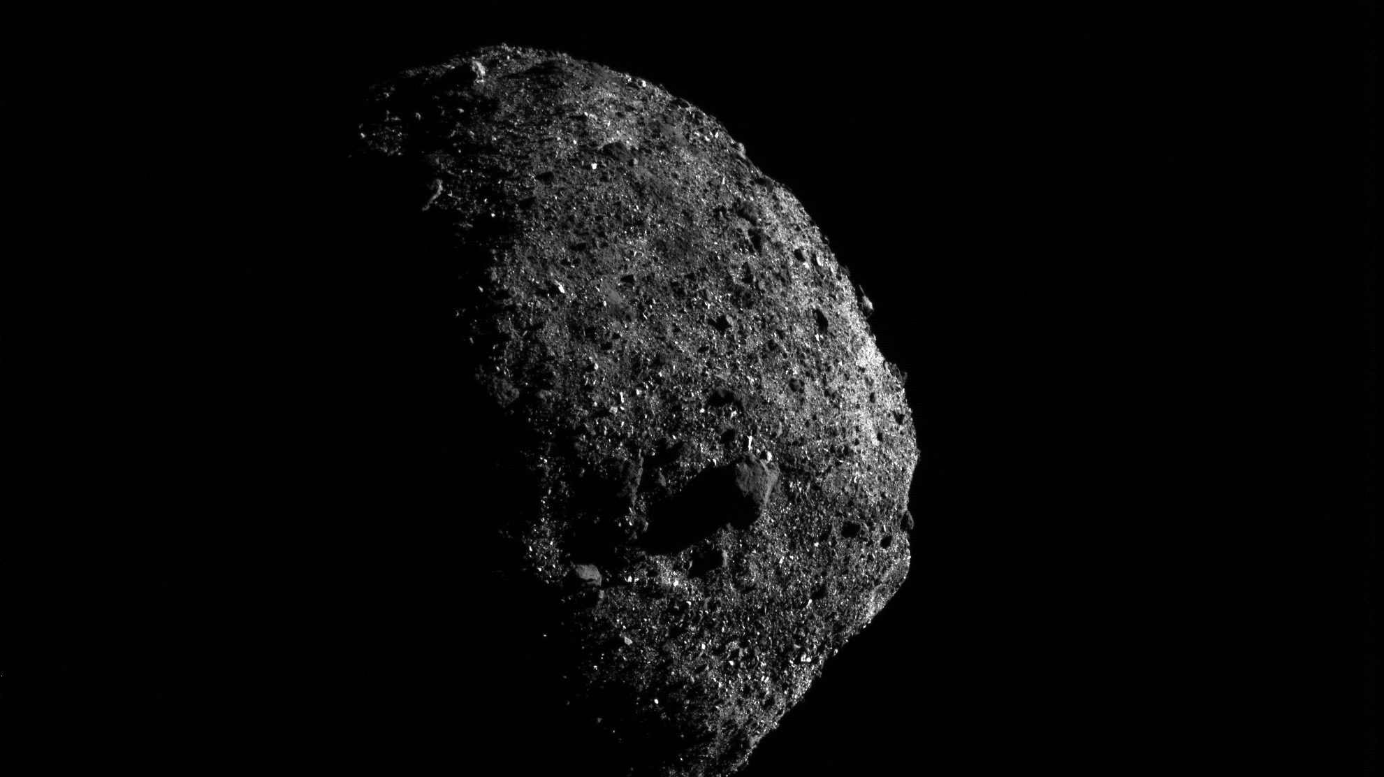 The Newest Pictures Of Asteroid Bennu Are Unreal