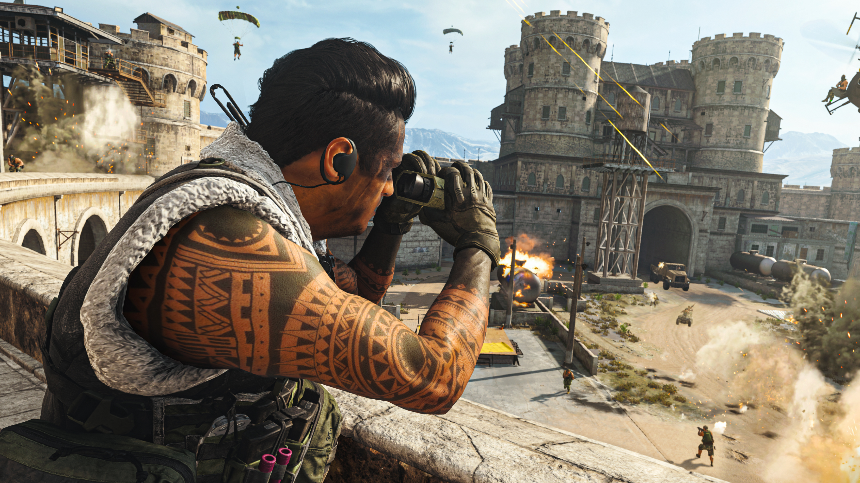 The Worst Opponents In Call Of Duty: Warzone Are The Cheaters