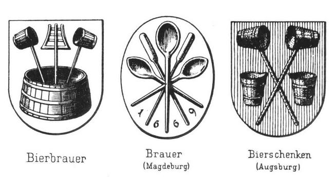 The Strange Medieval Origins of Modern Logos