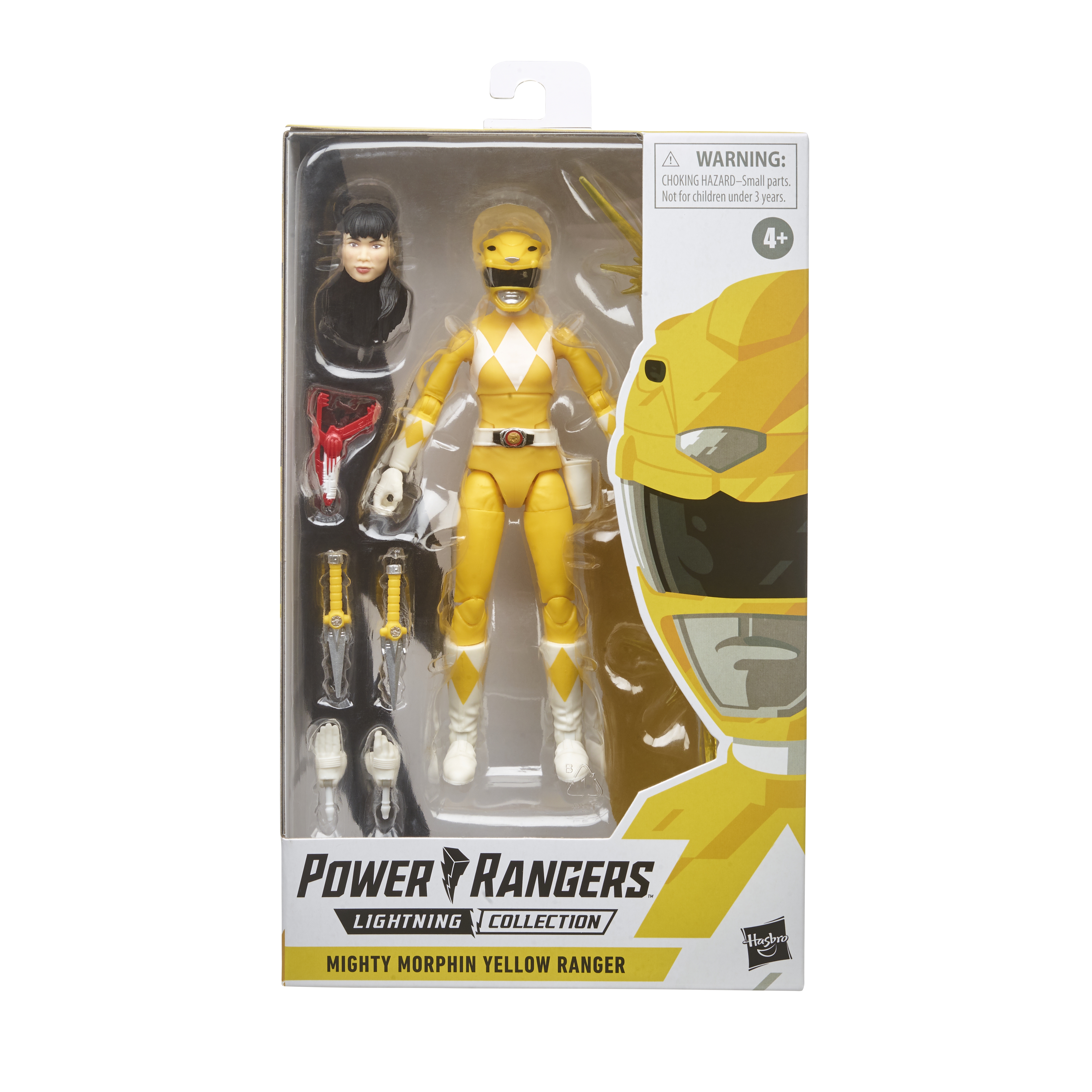 1 Supplied Mighty Morphin/' Power Rangers Action Figure SPD Blue Ranger