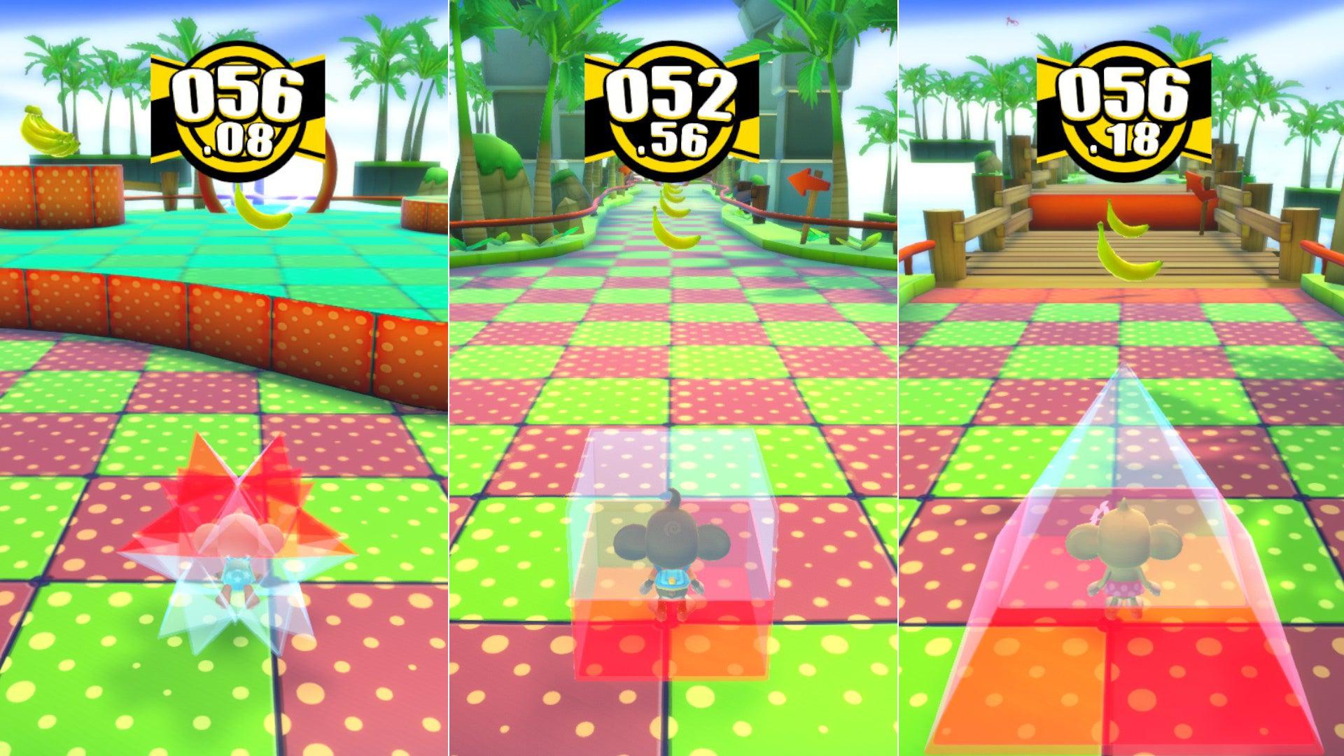 Code Turns Super Monkey Ball PC Into Super Monkey Cube
