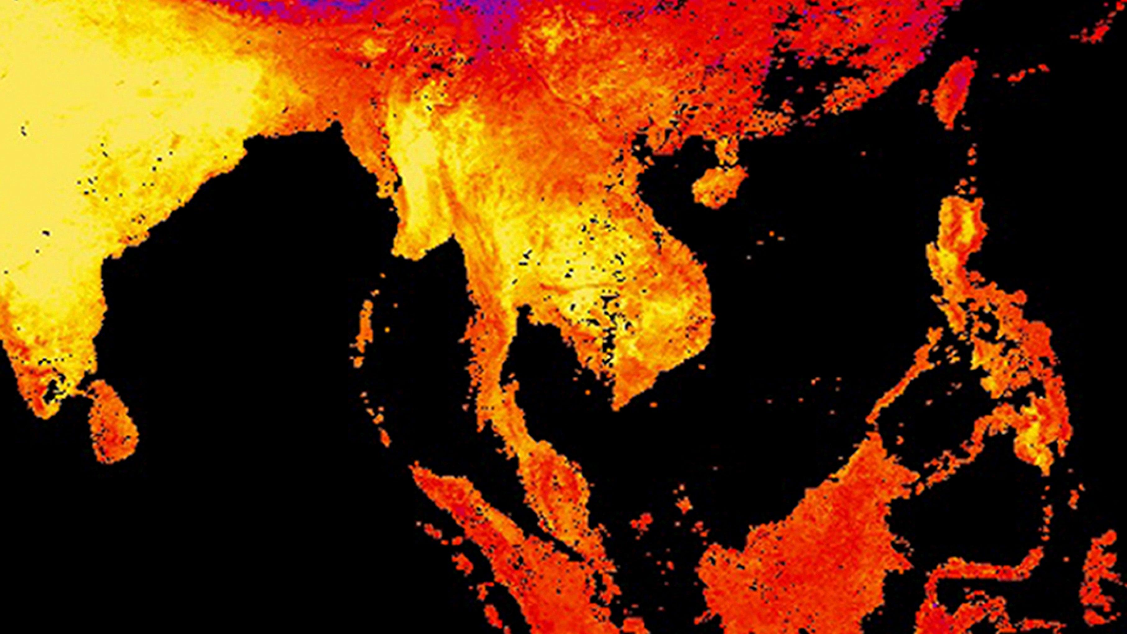Thailand's Insane Heatwave: A Month Above 104 Degrees