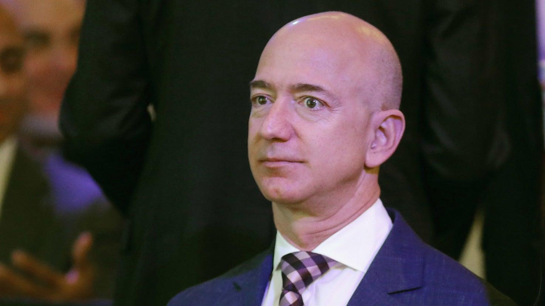 Jeff Bezos Is Tragically No Longer Worth $US100 Billion