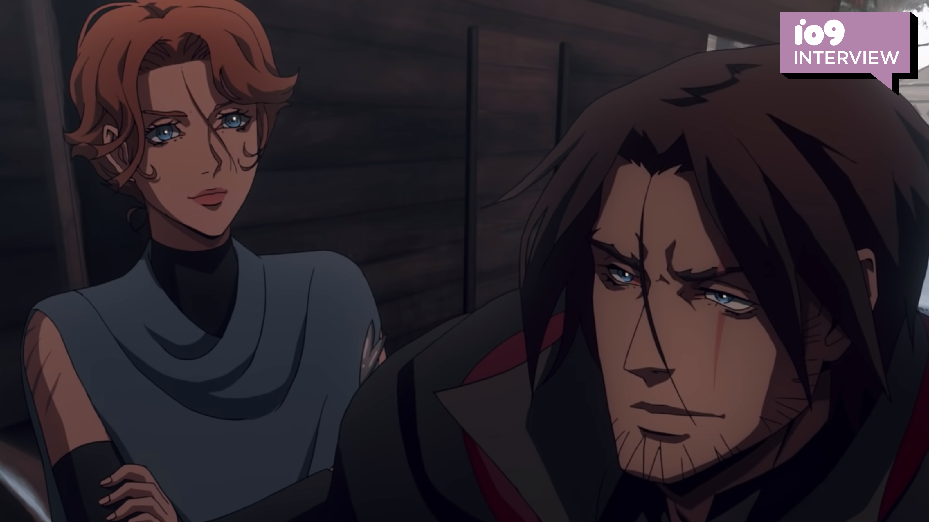 Attractively Sad Vampires And Psychedelic Horror: Warren Ellis And Kevin Kolde Lift The Lid On Castlevania's Third Season