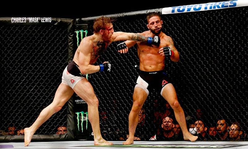 The UFC's Conor McGregor Has Already Won