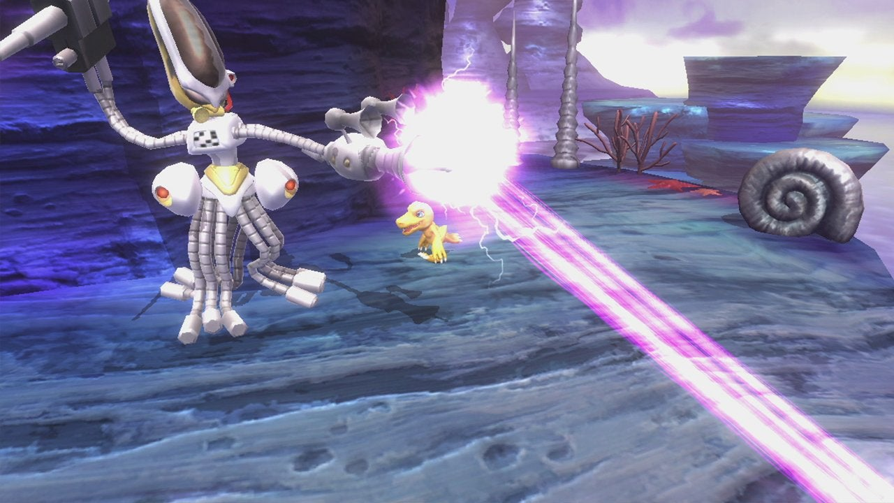 Digimon All-Star Rumble Really Lets Fans Down