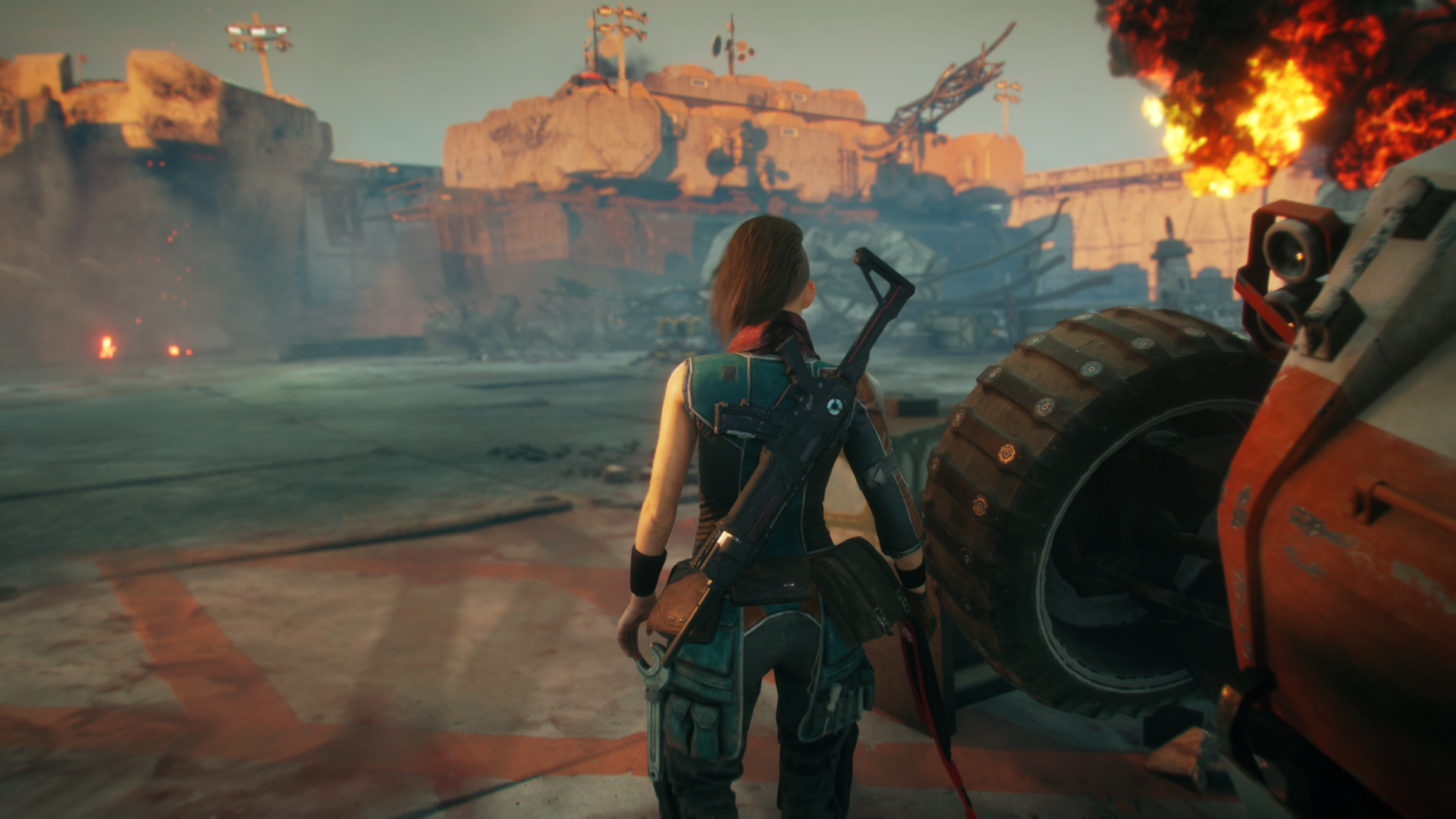 The First Hours Of Rage 2 Are Fun But Repetitive