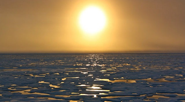 Temperatures At The North Pole Could Rise 10 Degrees Above Normal Today
