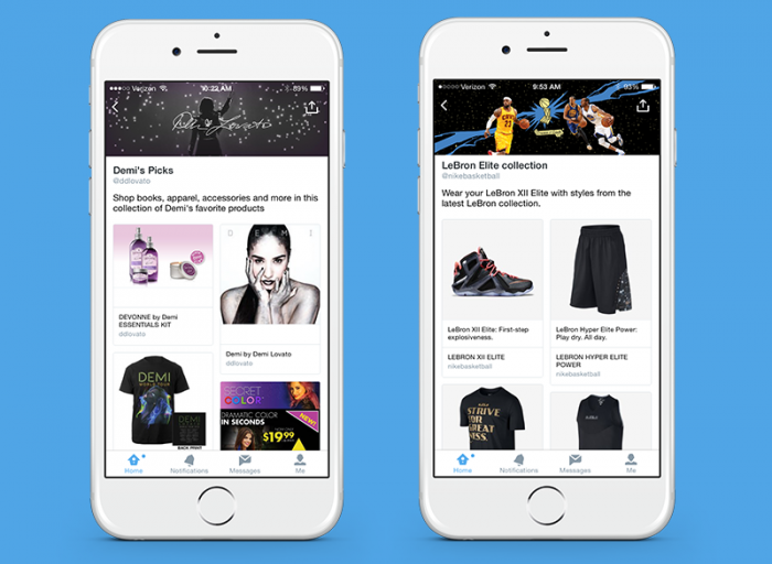 Oh Look, You Can Now Go Shopping On Twitter