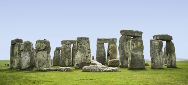 Underground Mapping Near Stonehenge Reveals a New