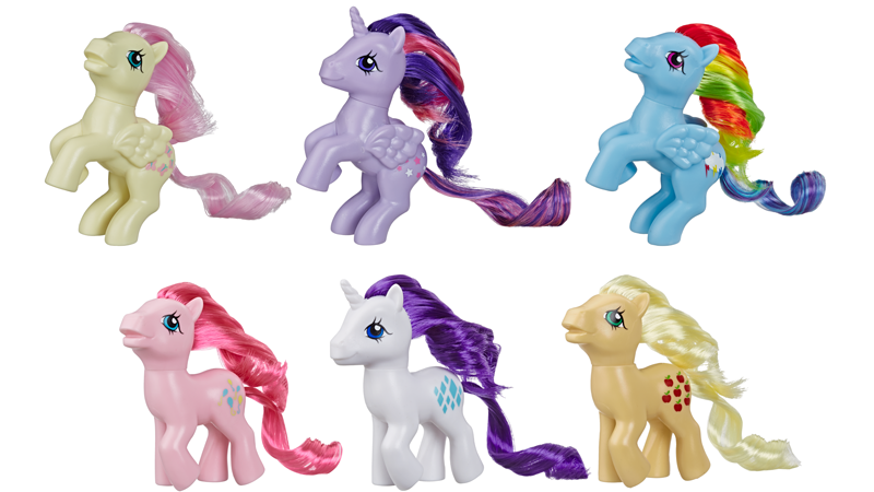 Hasbro Wants In On That My Little Pony/Stranger Things Hype With A New Retro Show And Toys