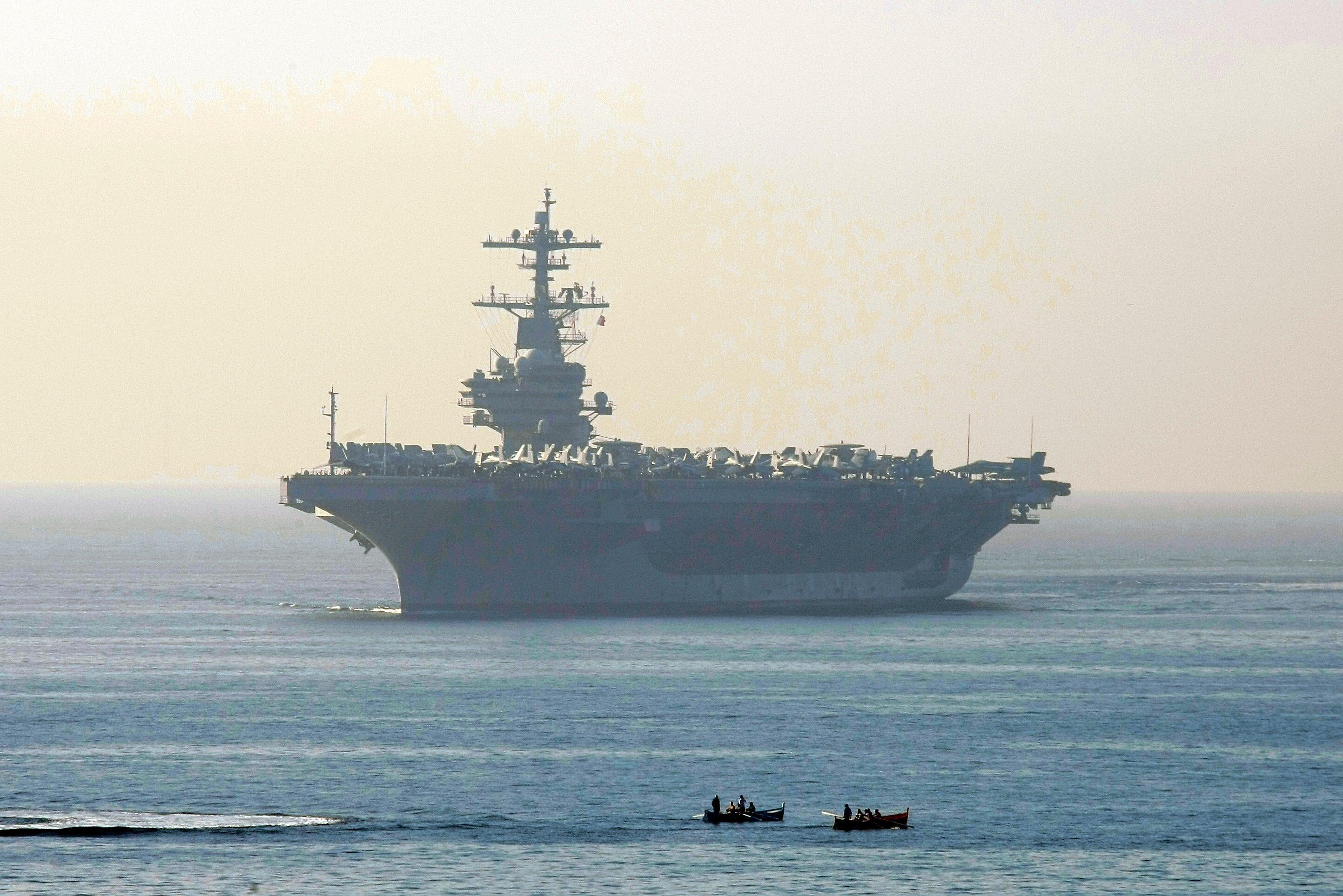 'Magic Carpet' Will Make Landing On An Aircraft Carrier So Much Easier