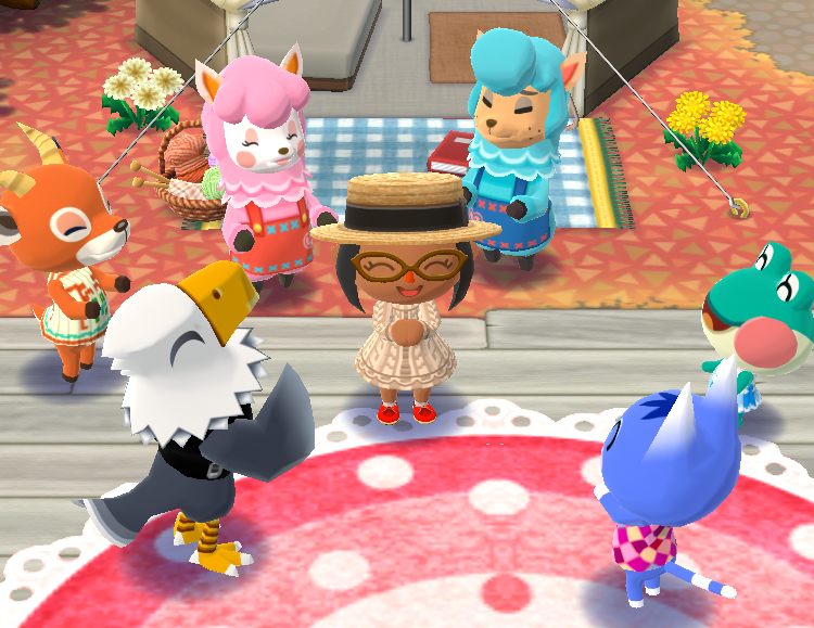 Animal Crossing: Pocket Camp was originally a town builder, report claims