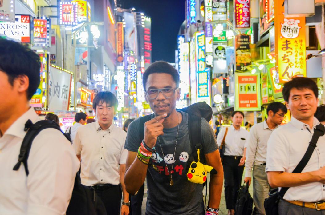 Man Visits Japan Because Of The Yakuza Games, Gets On Japanese TV