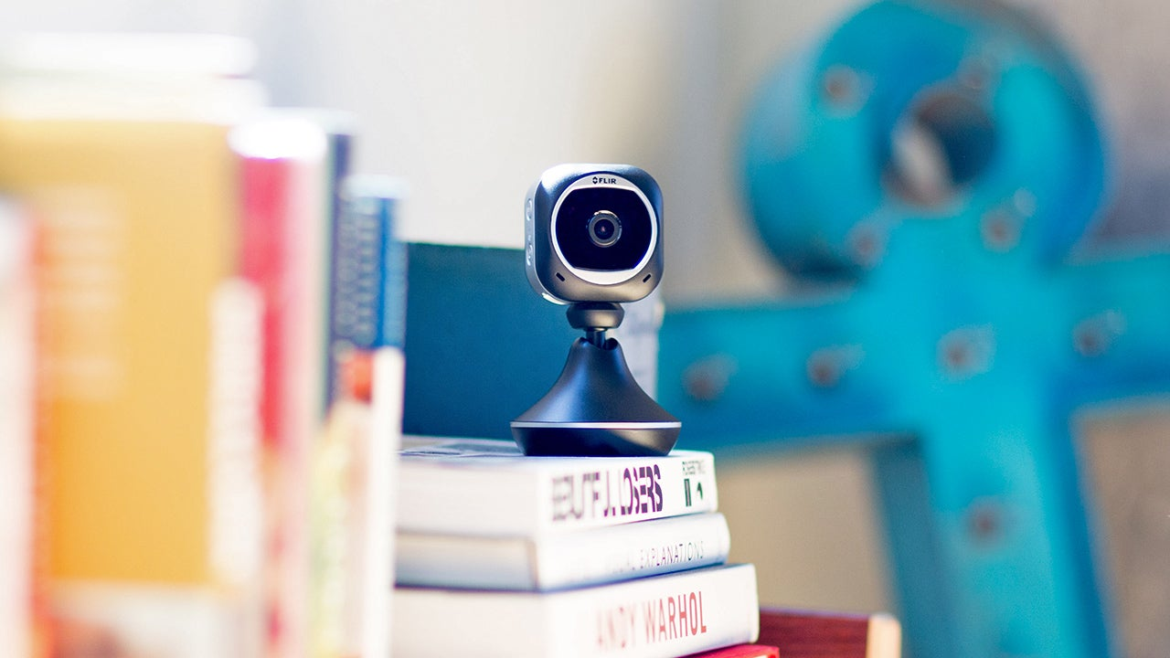 New FLIR Security Camera Turns Hours Of Footage Into Bite-Sized Clips