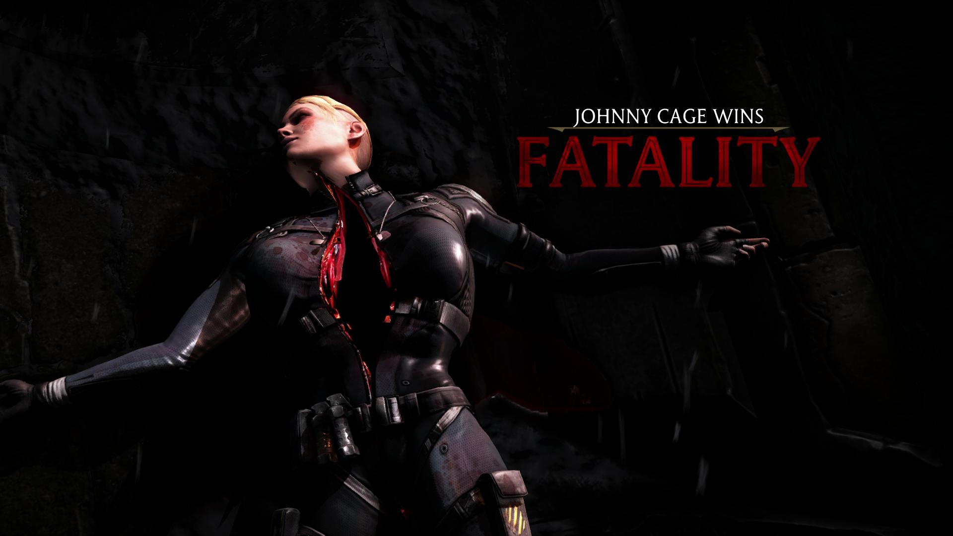 Mortal Kombat X's Familial Fatalities Have Got Me Down