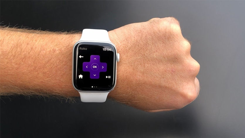 You Can Now Control Your Roku From The Apple Watch