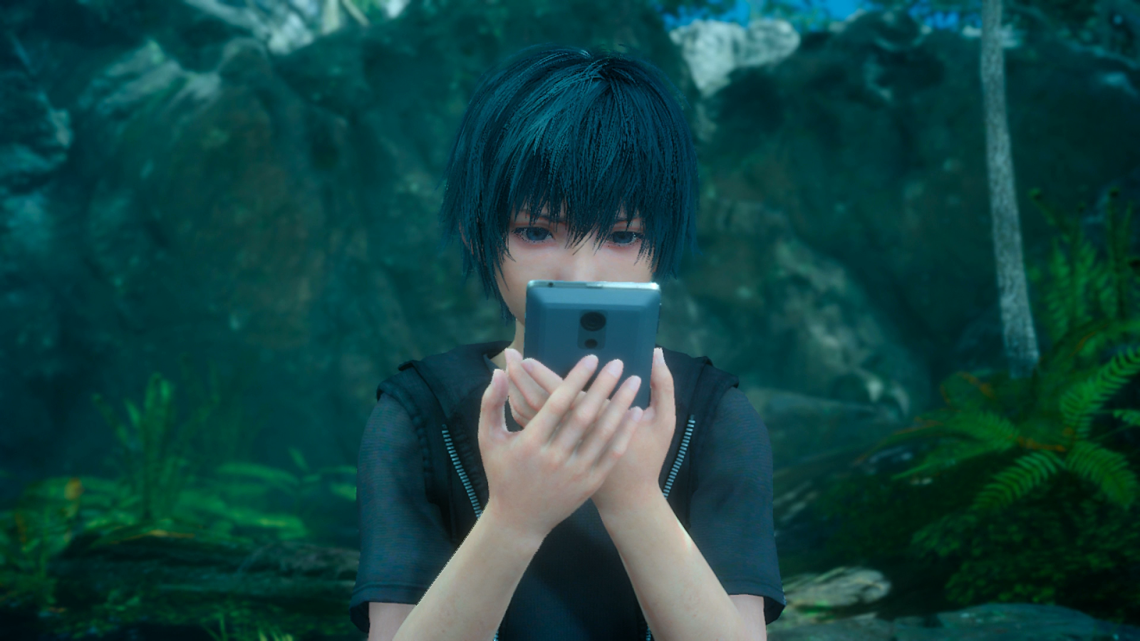 How to Find the Powerful Secret Weapon in the New Final Fantasy XV Platinum Demo