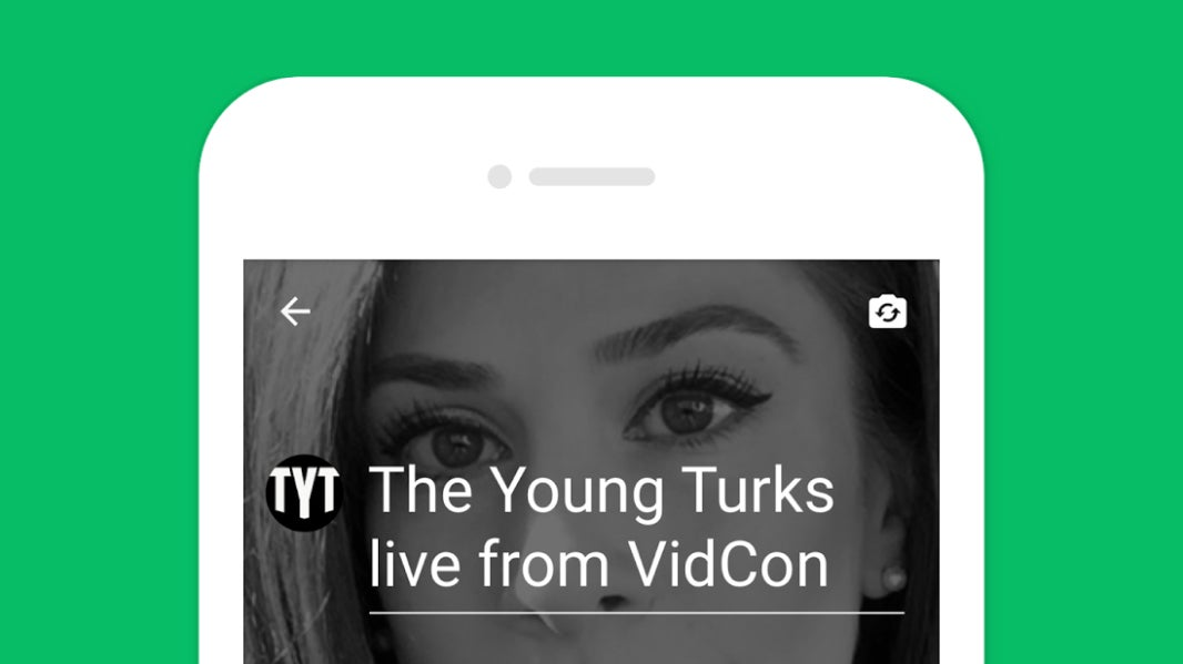 Why Did It Take So Long For YouTube To Do Live Streaming For Mobile?