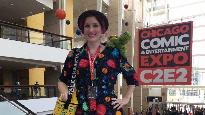 The Most Outstanding Cosplay Of C2E2 2017
