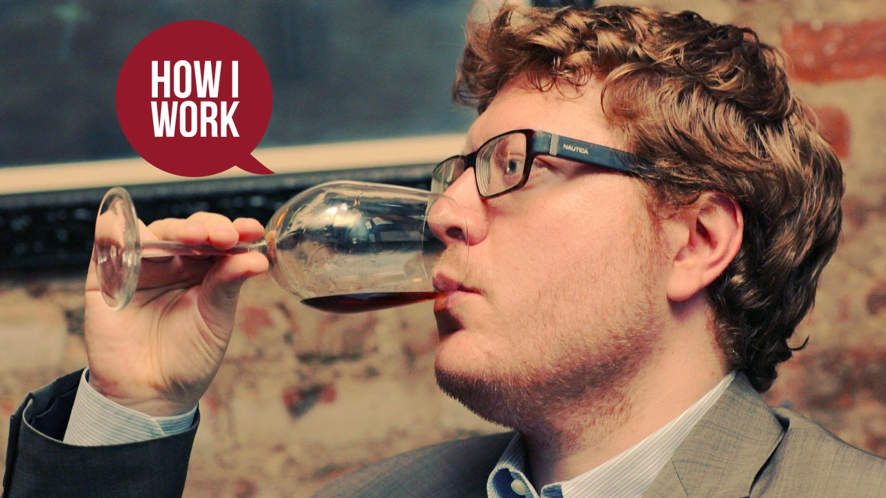 I'mNoah Rothbaum,Chief Cocktail CorrespondentAt The Daily Beast, And This Is How I Work
