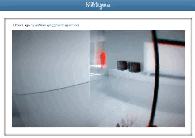 A Video Game Has Launched A Service Called Killstagram