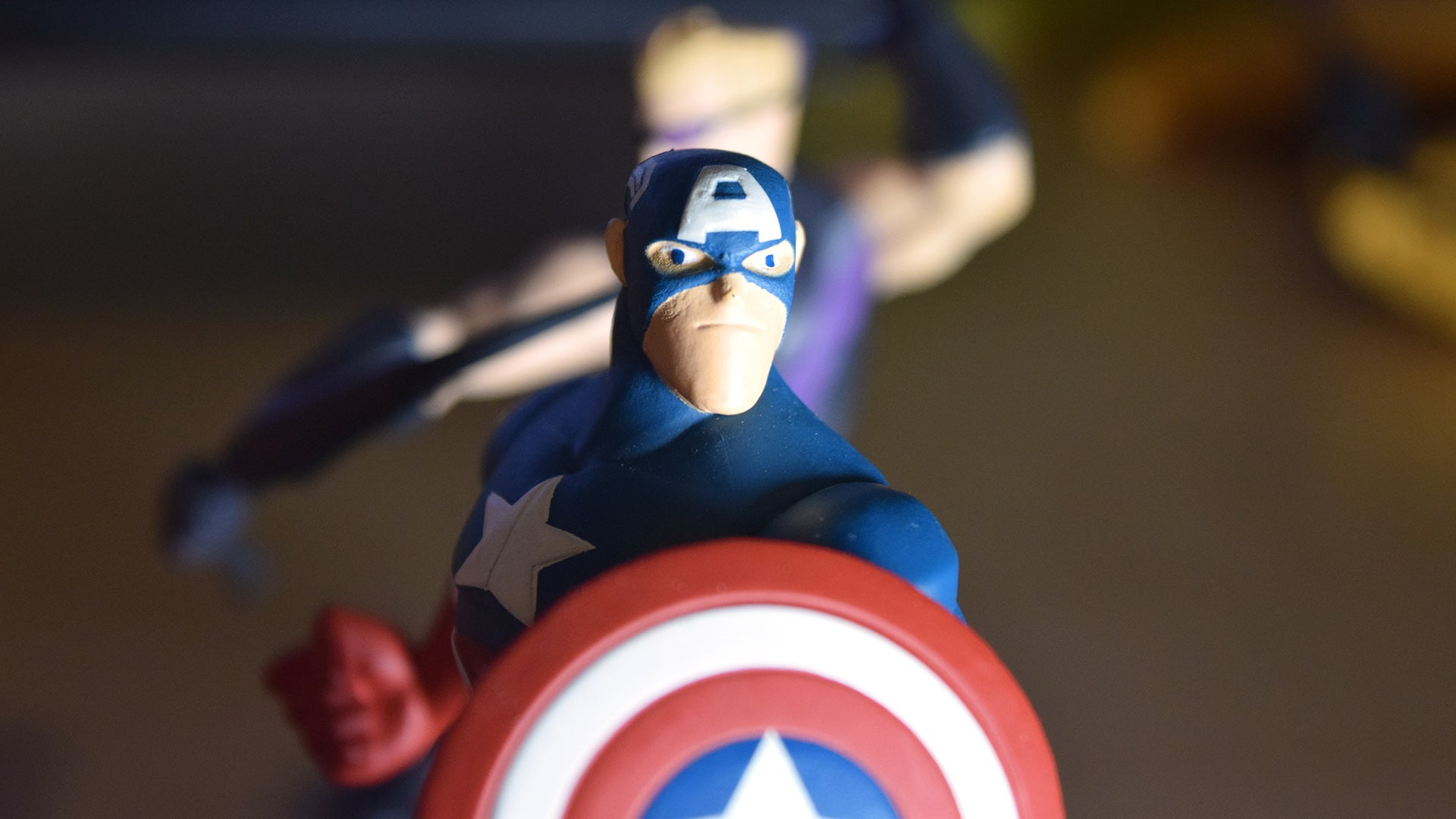 Disney Infinity's Marvel Toys Are Looking A Bit Rough