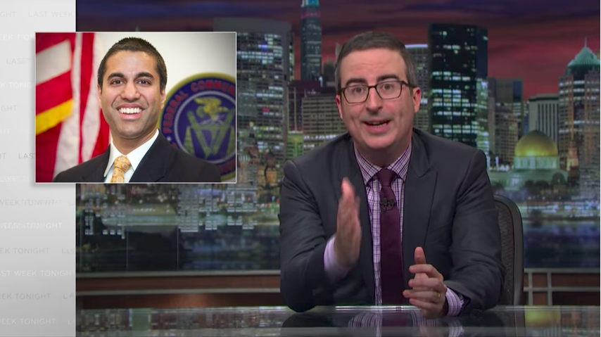Can John Oliver's Pro-Net Neutrality Commenters Compete With Bots?