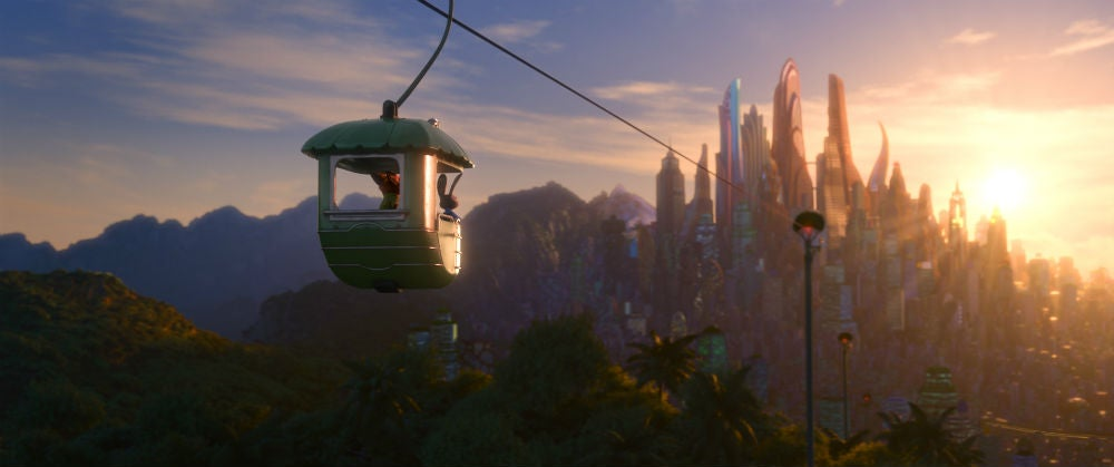 How Disney Fixed a Huge Mistake With Zootopia, Just One Year Before Release