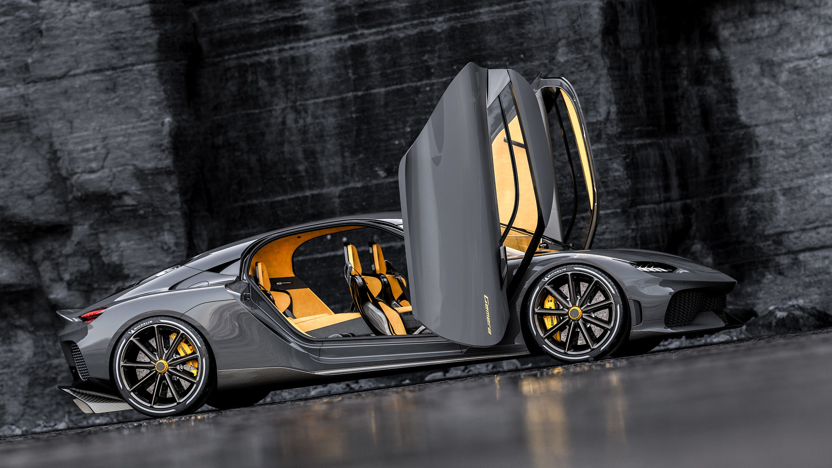 The Koenigsegg Gemera Is A 1,700 HP Warp Speed Machine For You And Your Kids