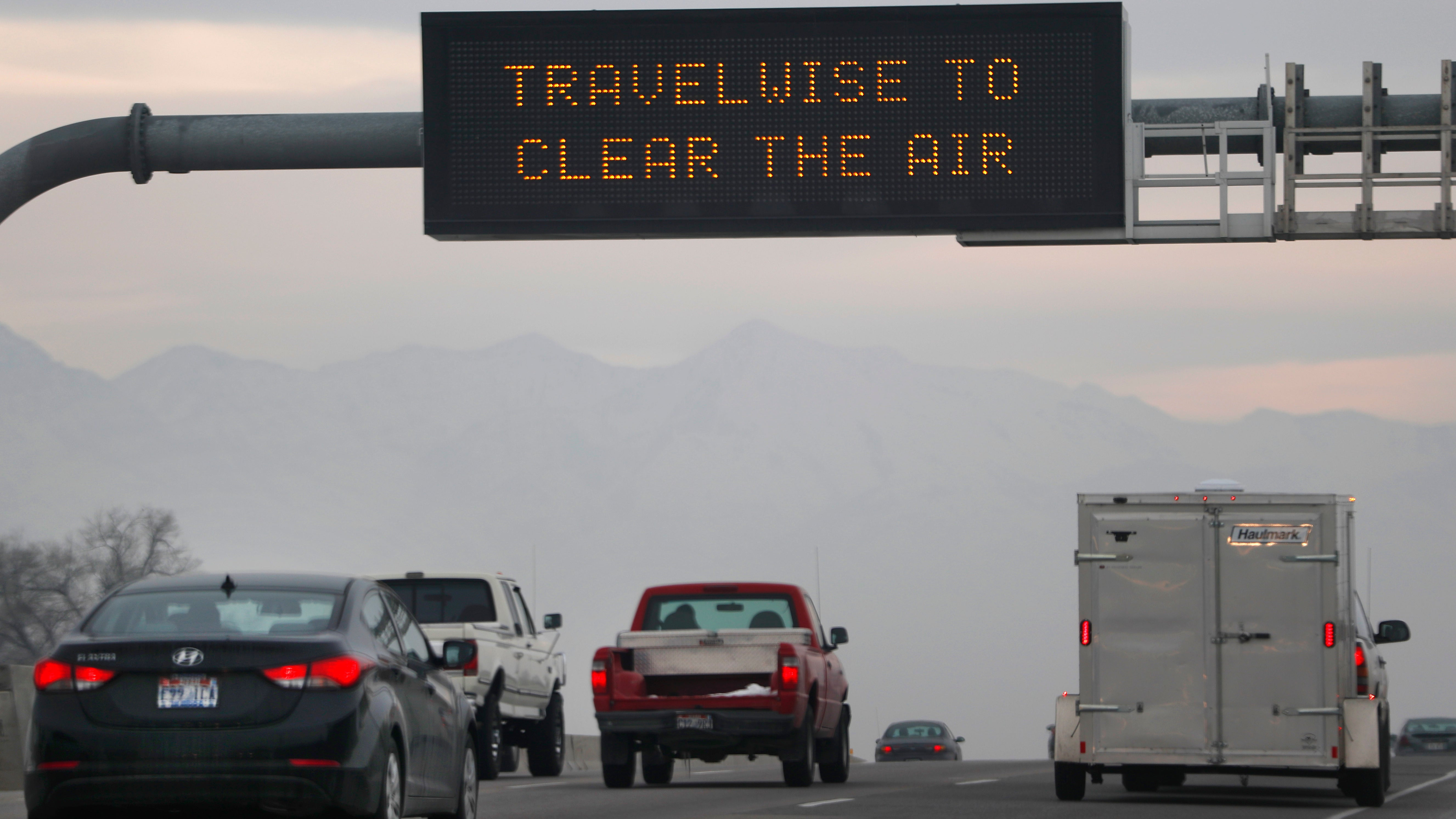 How To Avoid Air Pollution, Other Than Destroying All The Cars