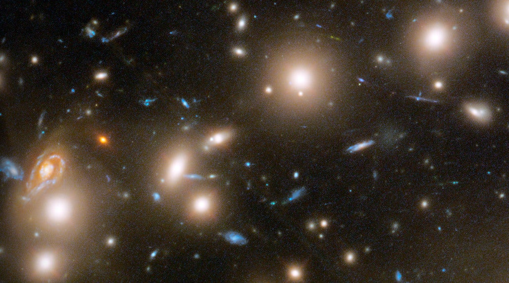 This New Hubble Image Has Nothing To Do With Guardians Of The Galaxy