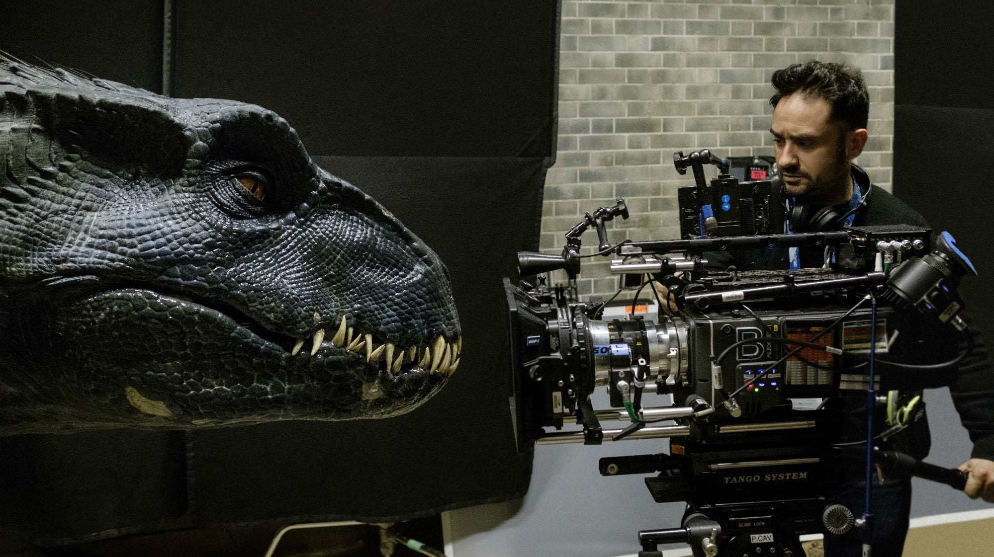 How Director J.A. Bayona Made Jurassic World: Fallen Kingdom All His Own