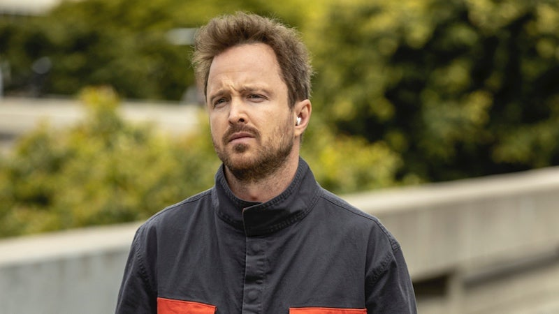 Aaron Paul Shares Details On His Westworld Character And His Personal Distrust Of Technology