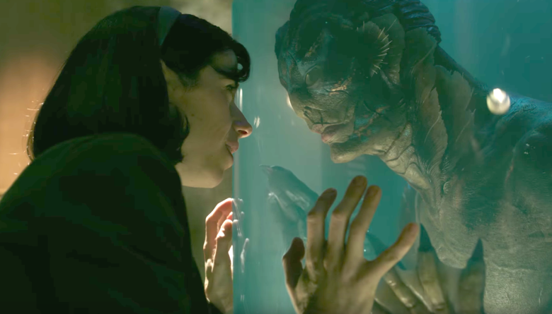 Somebody Threw Up And Passed Out While Making The Shape Of Water's Most Romantic Scene