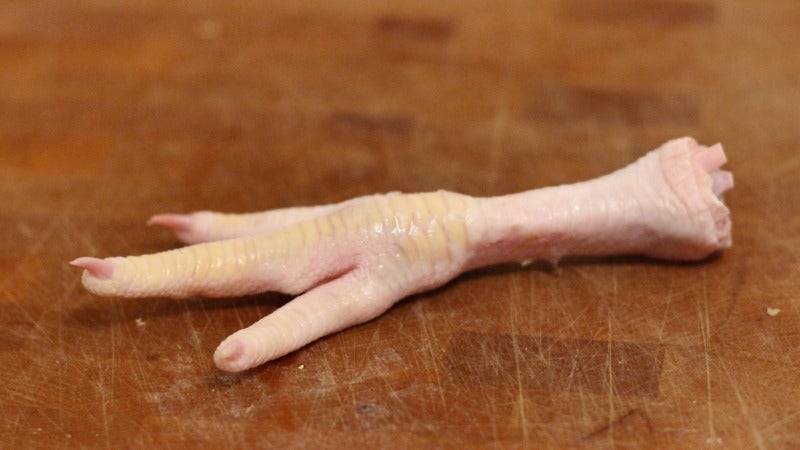 Will It Sous Vide? Fall-Off-The-Bone Chicken Feet