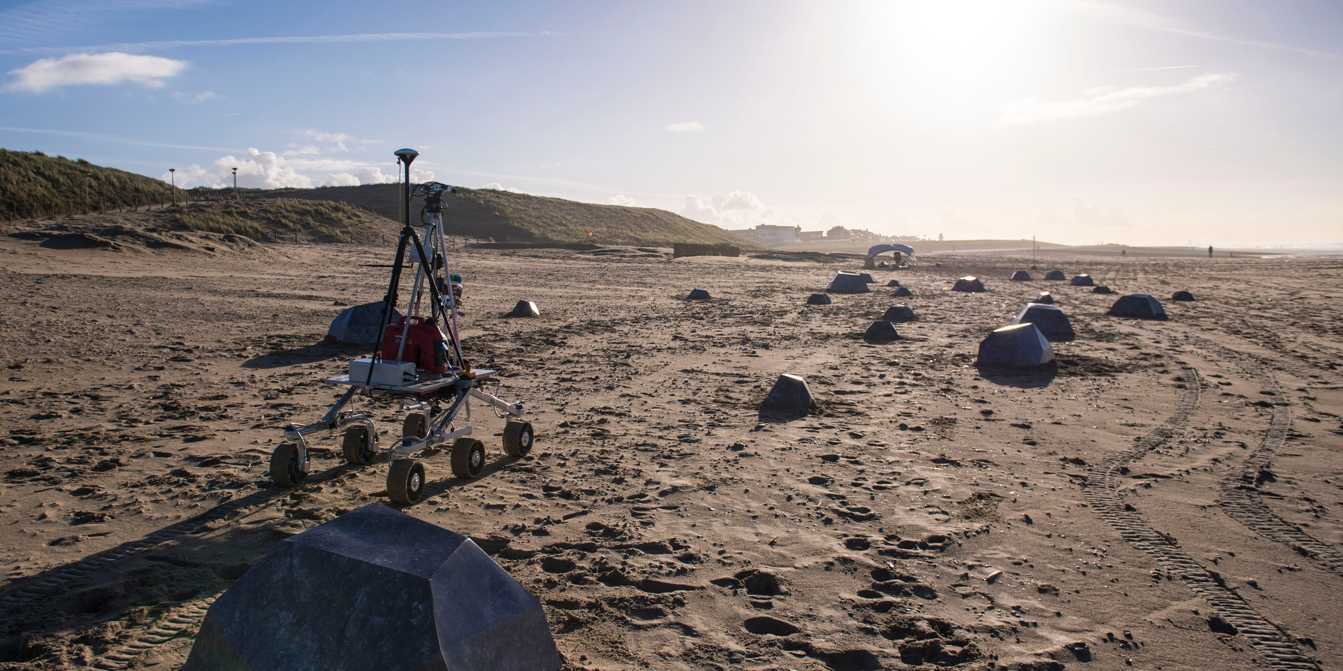 This Beach Could (Almost) Be on Mars