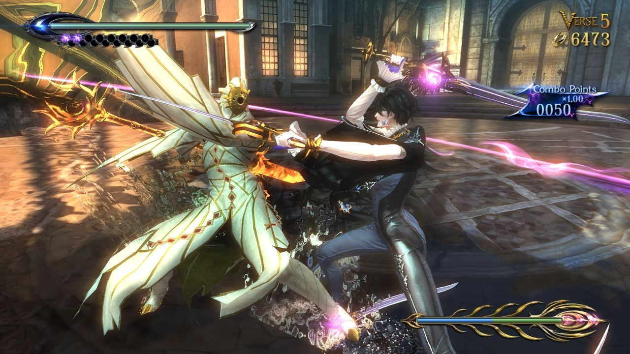 All of Bayonetta 2's Boss Battles in One Place