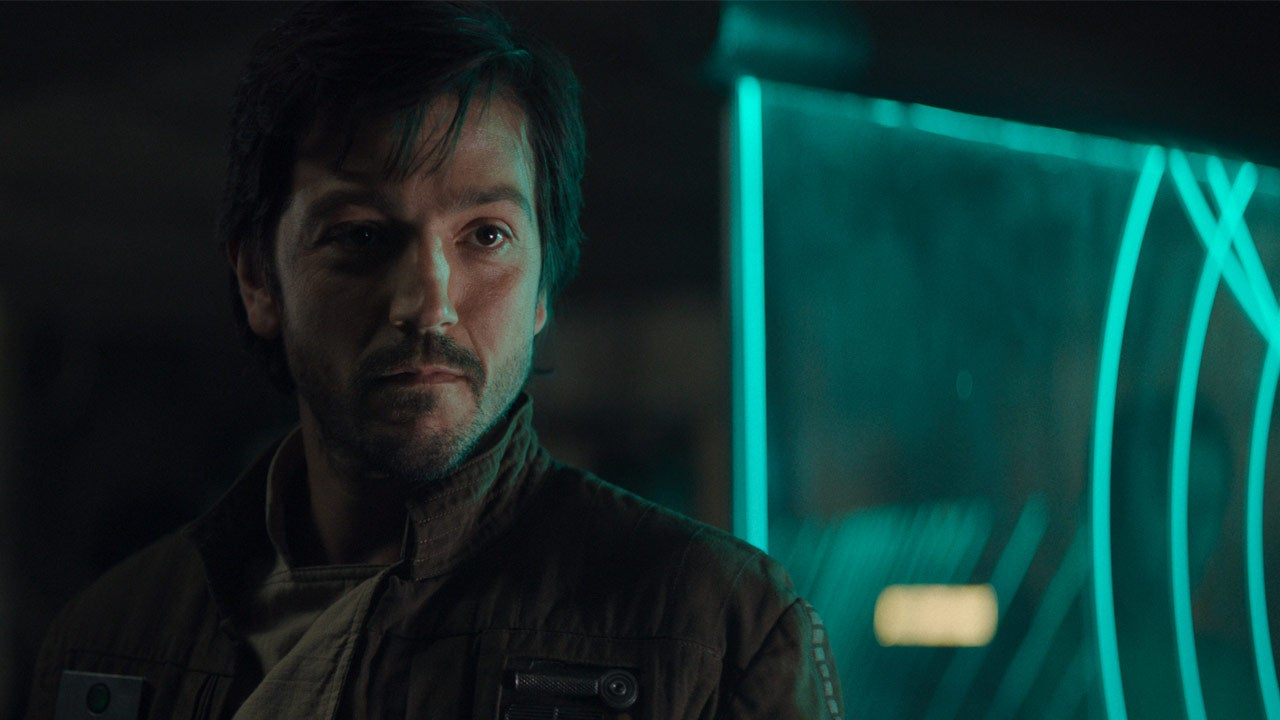 Cassian Andor Is Getting His Own Star Wars Series