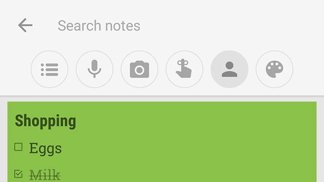 How to Share Your Notes in Google Keep