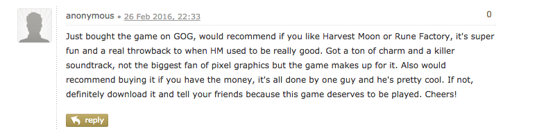 A Surprising Number of People Feel Bad For Pirating Stardew Valley