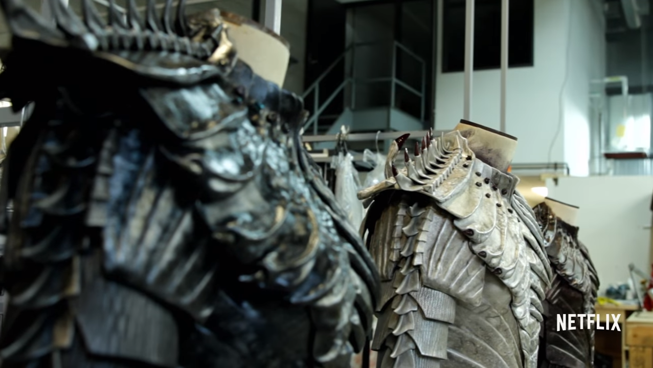 This Might Be Our First Look At The Klingons InStar Trek: Discovery