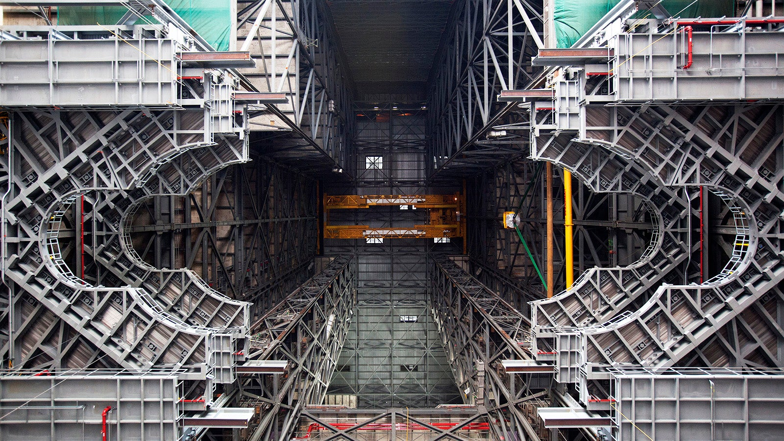 NASA's New Garage Looks Like The Inside Of The Death Star